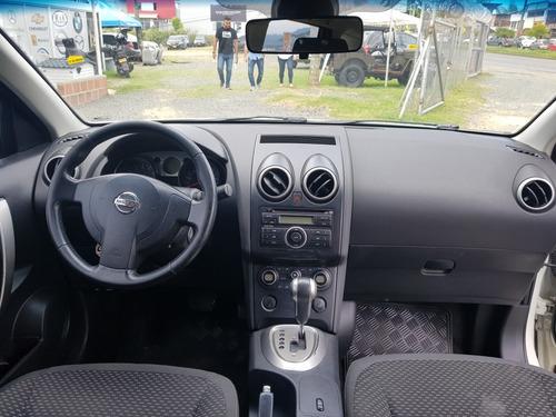nissan qashqai 2011 4x2 gasolina automática - pereira