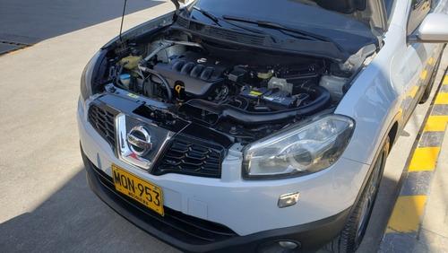 nissan qashqai 5 puertas autimatica gasolina