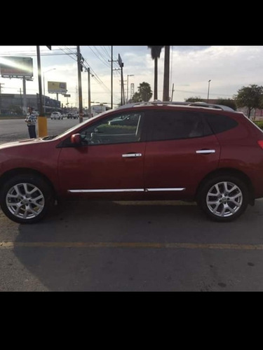 nissan rogue 2.5 exclusive sl awd cvt 2013