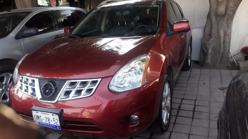 nissan rogue 2.5 exclusive sl awd cvt