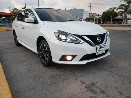 nissan sentra 1.7 sr turbo mt 2017