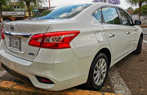 nissan sentra 1.8 advance cvt 2017