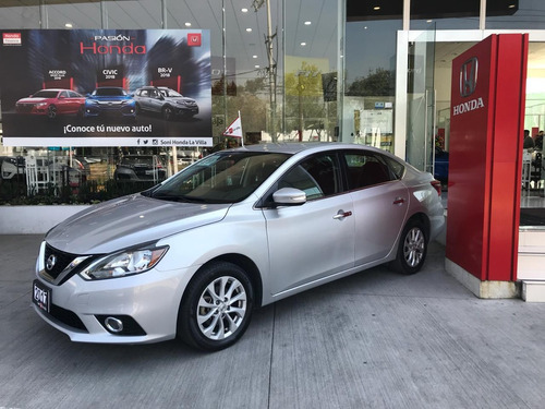 nissan sentra 1.8 advance cvt