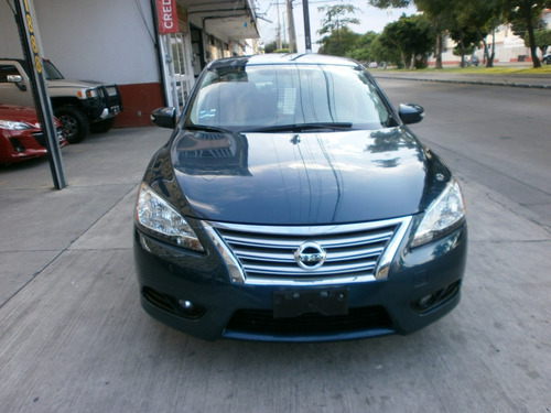nissan sentra 1.8 advance l4 cvt