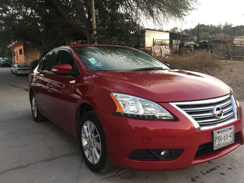 nissan sentra 1.8 advance mt 2014