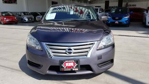 nissan sentra 1.8 advance mt 2016