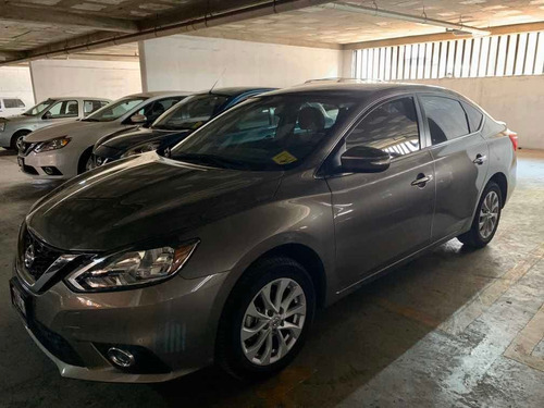 nissan sentra 1.8 advance mt 2017