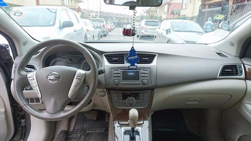 nissan sentra 1.8 automático