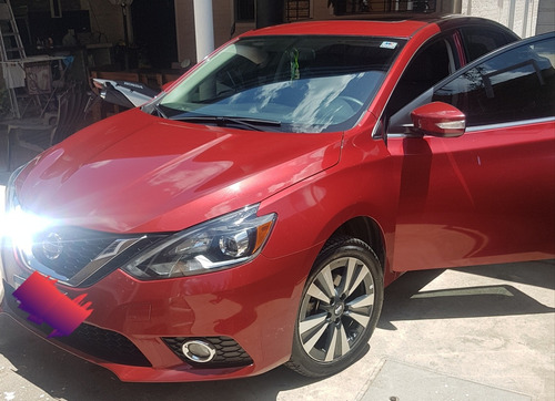 nissan sentra 1.8 exclusive at 2018