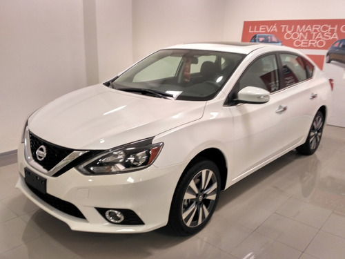 nissan sentra 1.8 exclusive at