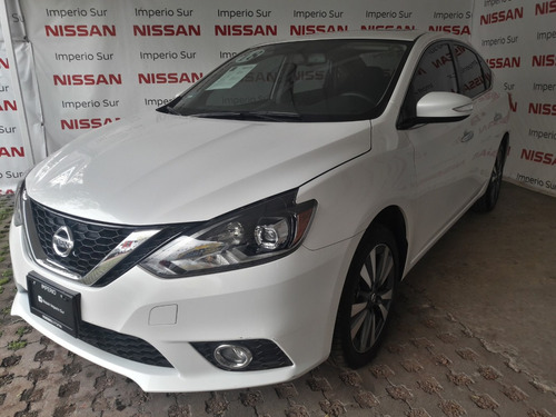 nissan sentra 1.8 exclusive at cvt 2018
