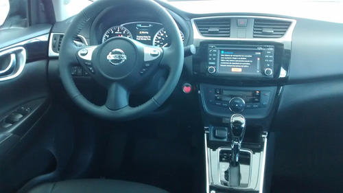 nissan sentra 1.8 exclusive pure drive
