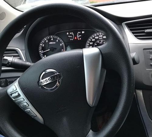 nissan sentra 1.8 sr pure drive cvt aut 2015