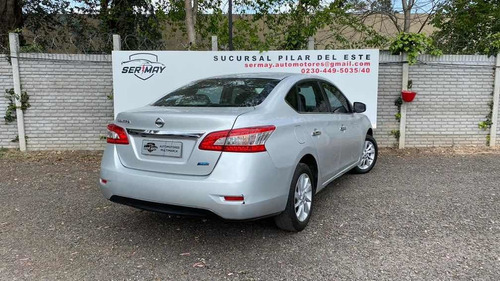 nissan sentra 2.0 advance 2015