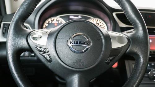 nissan sentra 2.0 advance mt - 42559 - c