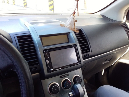 nissan sentra 2.0 custom 6vel mt 2008