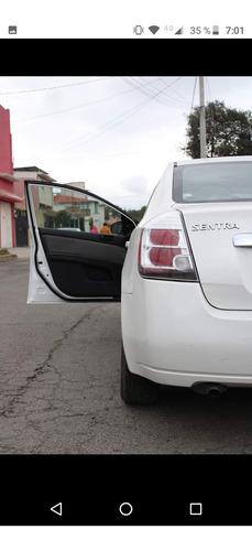 nissan sentra 2.0 custom 6vel mt 2010