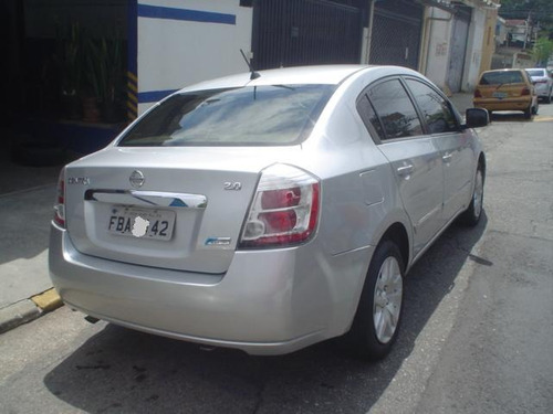 nissan sentra 2.0 flex 2013 manual unico dono 77.000km