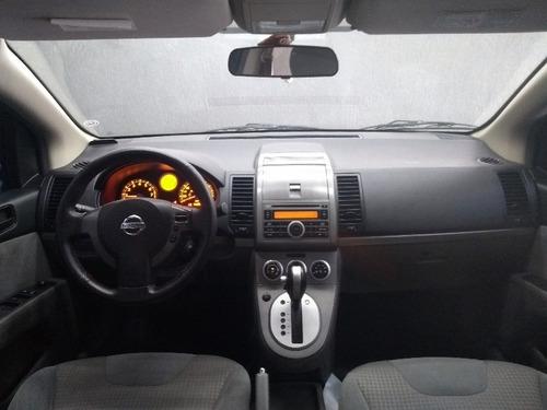 nissan sentra 2.0  flex fuel 16v aut.