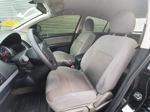 nissan sentra 2.0  flex veículo para passeio família