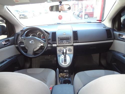 nissan sentra 2.0 s 16v flex 4p automático 2012
