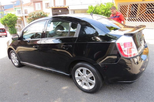 nissan sentra 2.0 s 16v gasolina 4p manual 2008/2009
