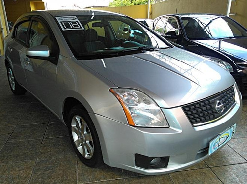 nissan sentra 2.0 s 16v gasolina manual 2008