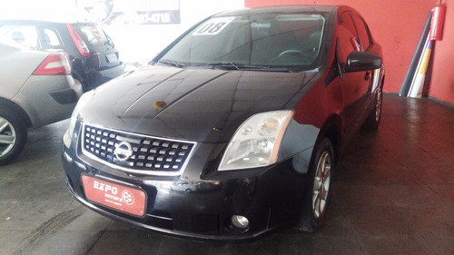 nissan sentra 2.0 s 4p completo 2008