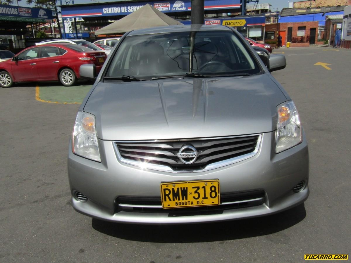 Nissan Sentra 2 0 S At 2000cc 2 Ab Abs