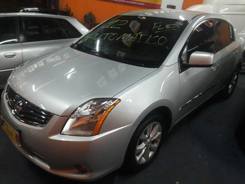 nissan sentra 2.0 s aut/ lindo/ baixo km/ super oferta!!!!