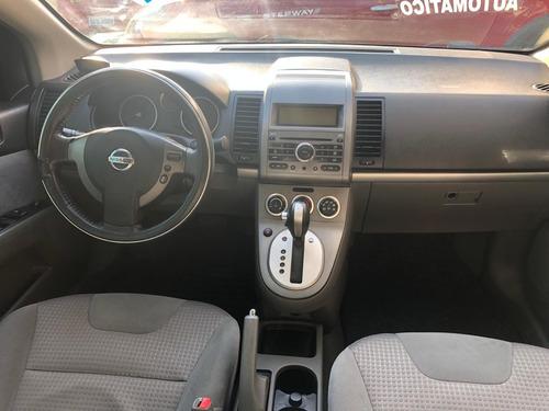 nissan sentra 2.0 s aut. m&f veículos