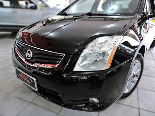 nissan sentra 2.0 s flex 2012 veículo para passeio família