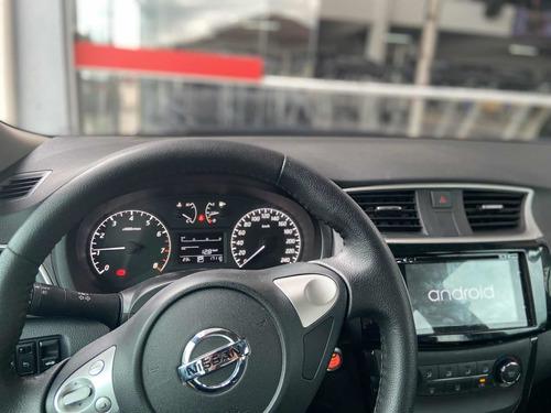 nissan sentra 2.0 s flex aut. 4p 2019