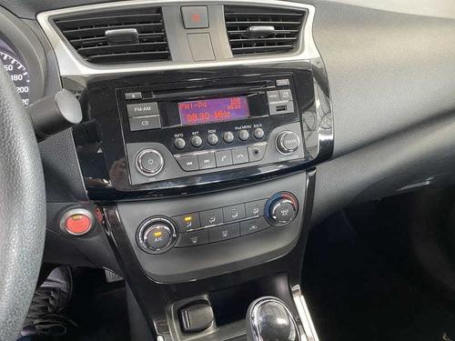 nissan sentra 2.0 s flex aut. 4p 2019 sem retoques !!!