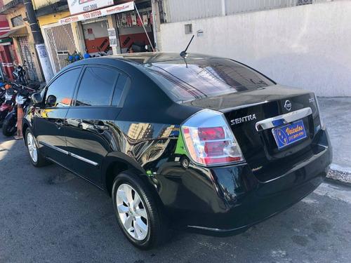 nissan sentra 2.0 s flex aut. m&f veículos