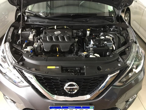 nissan sentra 2.0 sv 16v flex 4p automático