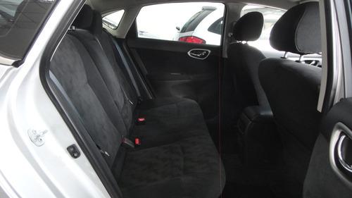 nissan sentra 2.0 sv aut 2014 completo, periciado, impecável