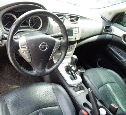 nissan sentra 2.0 sv flex aut. 4p 2015 automatico