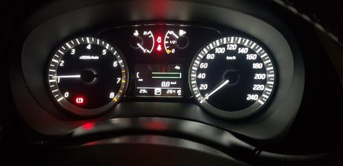 nissan sentra 2.0 sv flex aut. 4p 2016