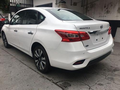 nissan sentra 2.0 sv flex aut. 4p 2019 entrega imediata!