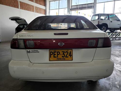 nissan sentra 2000 1.6 b14 xe