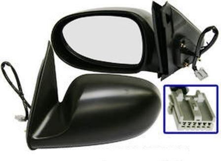 nissan sentra 2000 - 2006 espejo izquierdo electrico nuevo!!