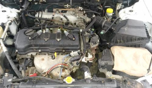 nissan sentra 2001 ( en partes ) 2000 - 2006 motor 1.8