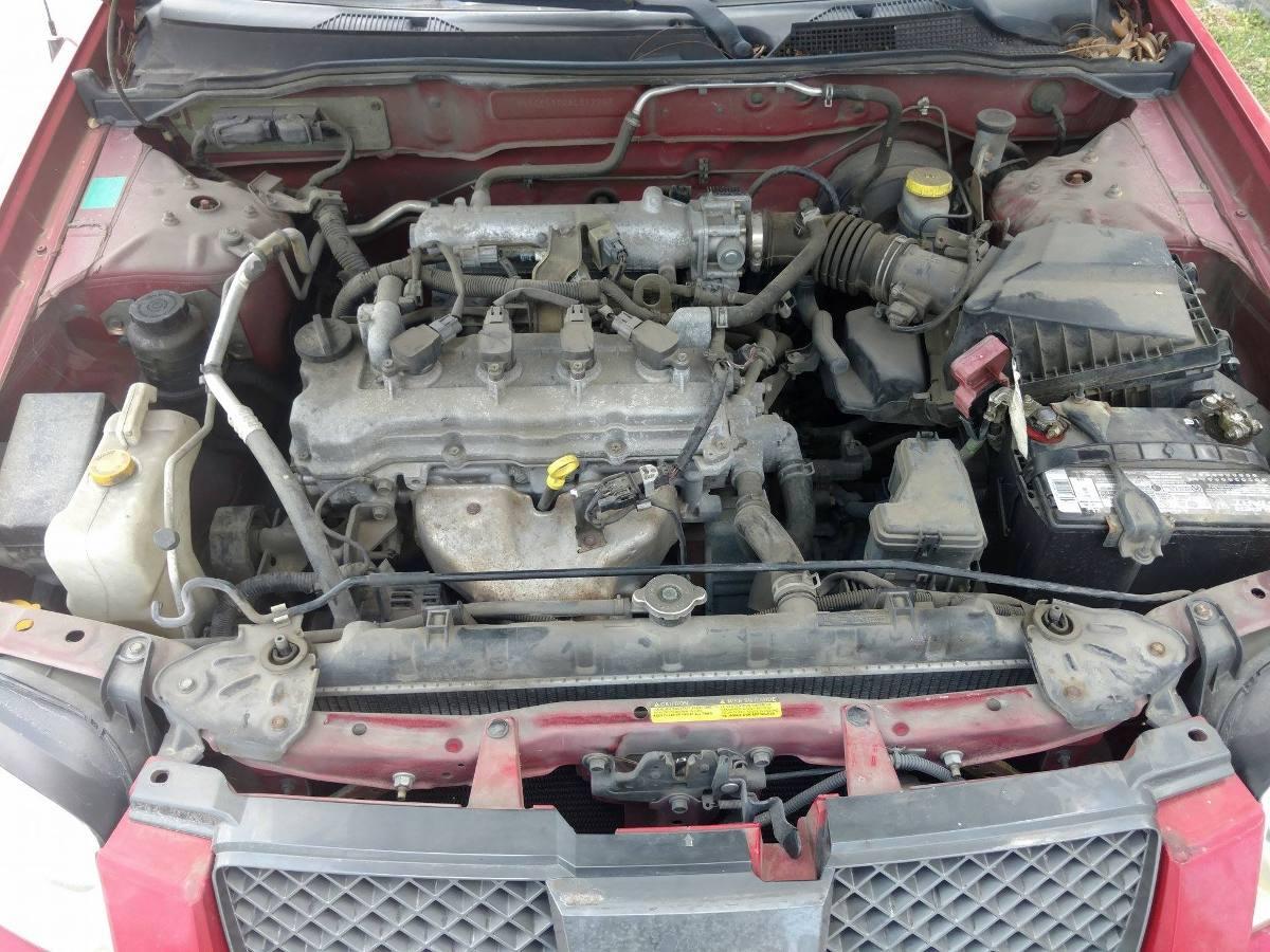 Nissan Sentra 2005 (en Partes) 2004 - 2006 Motor 1.8 ...
