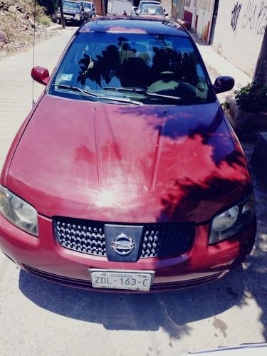 nissan sentra 2006 aut,quemacocos