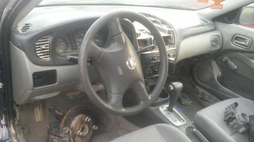 nissan sentra 2006 ( en partes ) 2004 - 2006 motor 1.8 aut