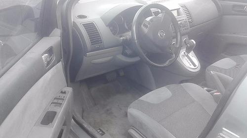 nissan sentra 2007 partes refacciones asientos motor puertas