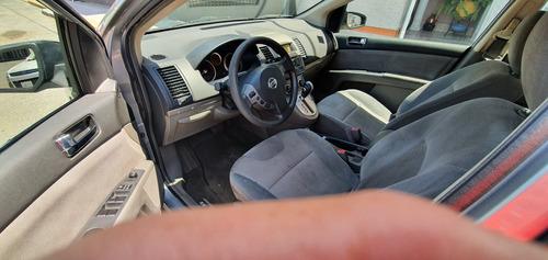 nissan sentra 2008 automático custom cvt