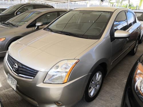 nissan sentra 2010 aut. electrico