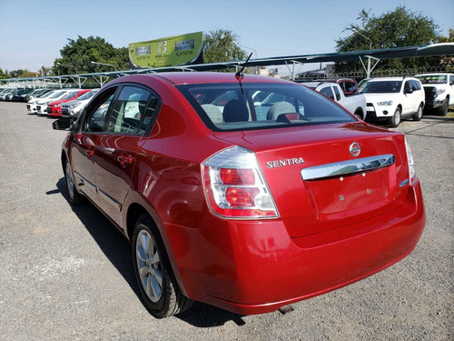 nissan  sentra 2011 emotion aut.